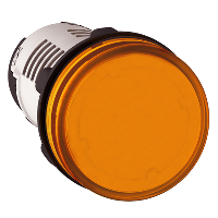 Den BaoPILOT LIGHT LED ORANGE 230VAC