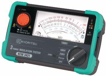 Thiết bị đo cách nhiệt KEW3431