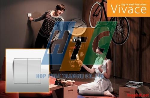 Công tắc, ổ cắm series Vivace