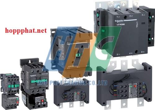 Contactor LC1E - TVS