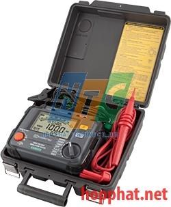 Máy đo điện trở cách điện Kyoritsu 3125A (5000V/1TΩ)