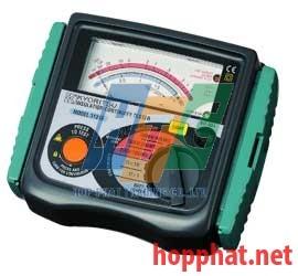 Đồng hồ đo điện trở cách điện Kyoritsu 3131A