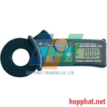 Ampe kìm đo dòng rò Kyoritsu 2434 – 100A