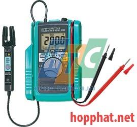 Đồng hồ vạn năng, Ampe kìm AC/DC Kyoritsu 2012R, K2012R (True RMS)