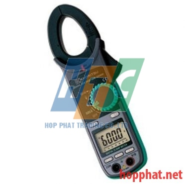 Ampe kìm AC Kyoritsu 2040 – Max 600A