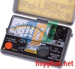 Đồng hồ đo điện trở cách điện Kyoritsu 3161A (20MΩ/100MΩ)