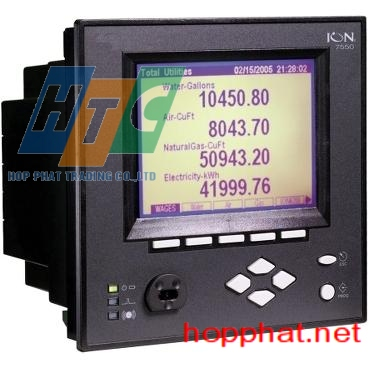 ION 7550 Series Advanced Meters