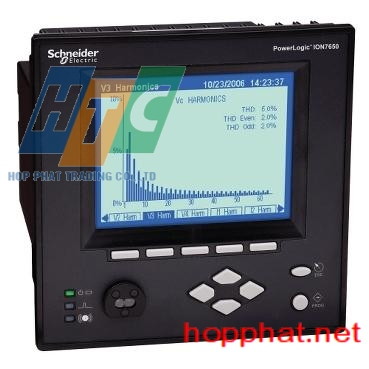 ION 7650 Series Advanced Meters