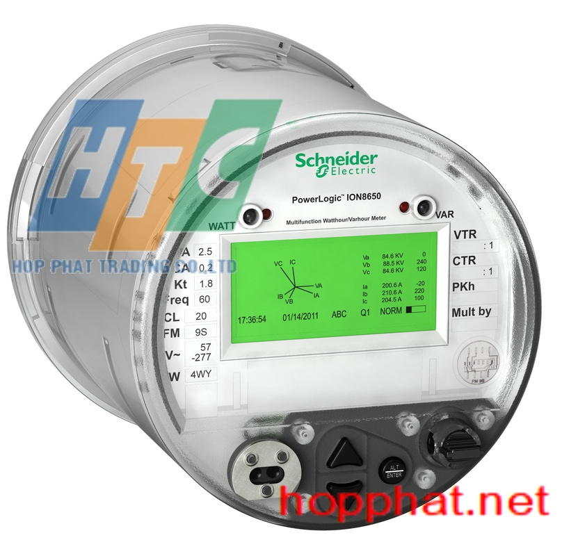 ION8650 Series Advanced Revenue Meters