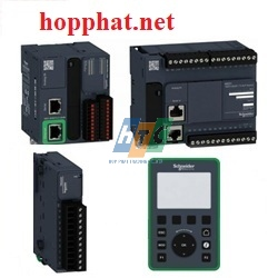 PLC Modicon Easy M100 và M2xx Schneider
