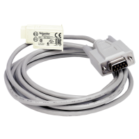 Programming cable for Zelio, RS232