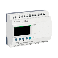26 I/O, 100-240Vac, 16 inputs, 10 relay outputs, with clock