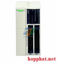 extendable PLC base Twido 24 V - 24 I 24 V DC - 16 O solid state