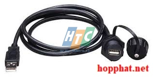 USB extension cable for remote connection on front cabinet door for XBT GT2000 /4000 /5000 /6000 /7000