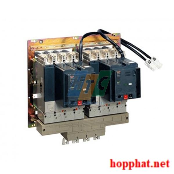 Bộ chuyển nguồn tự động ATS 4P 630A 50kA - ATSNS06bN4E2