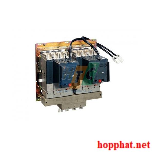 Bộ chuyển nguồn tự động ATS 4P 100A 36kA - ATSNSX010F4FTM