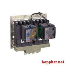 Bộ chuyển nguồn tự động ATS 3P 630A 70kA - ATSNSX063H3FMI2