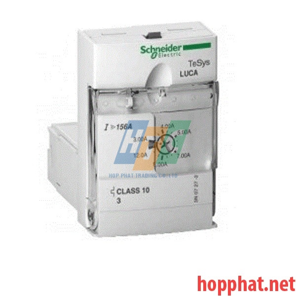 Bộ Khởi Động Motor 0.35-1.4A 110-240V- LUCA1XFU