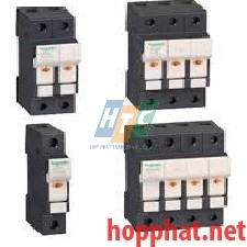 Vỏ cầu chì 3P N 32A FOR FUSE 10 X 38 MM - DF103NV