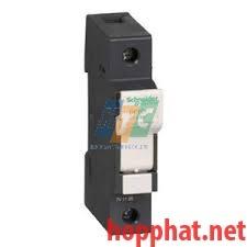 Vỏ cầu chì 1P 32A FOR FUSE 10 X 38 MM - DF101