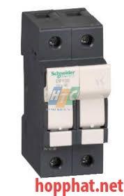 Vỏ cầu chì 2P 32A FOR FUSE 10 X 38 MM - DF102
