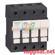 Vỏ cầu chì 3P 32A FOR FUSE 10 X 38 MM - DF103