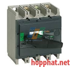 INTERPACT INS250-200A 4P SWITCH