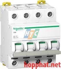 Bộ ngắt cách ly ACTI9 ISW SWITCH 4P 32A 415V - A9S60432