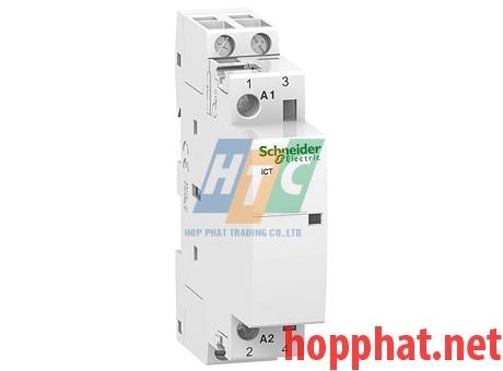 Contactor ICT 1P 25A 1NO 230Vac
