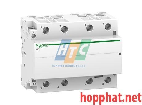 Khởi động từ  ICT 4P 40A 4NO 230Vac- A9C20844