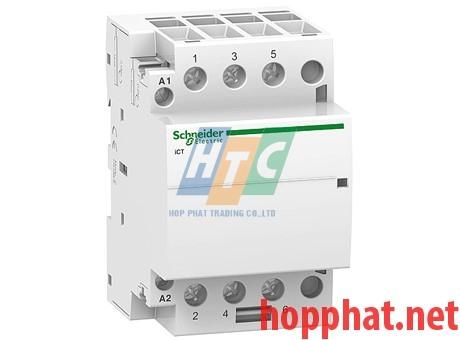 Khởi động từ  ICT 3P 63A 3NO 230Vac- A9C20863