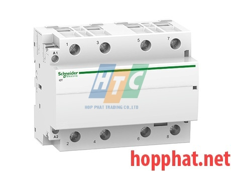Khởi động từ  ICT 4P 100A 4NO 230Vac- A9C20884