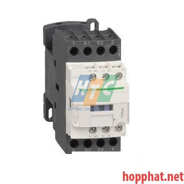 Khởi động từ - 4P(2 NO + 2 NC) - AC-1 - <= 440 V 20 A - 415 V AC coil- LC1D098N7