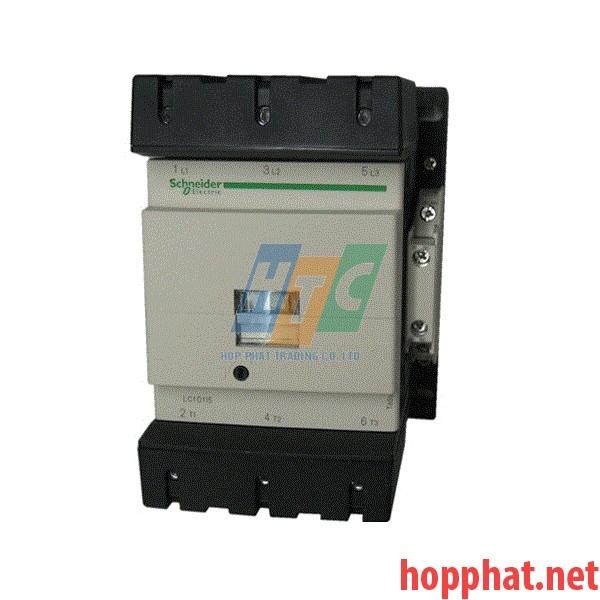 Khởi động từ - 3P(3 NO) - AC-3 - <= 440 V. 115 A - 220 V AC coil- LC1D115M7