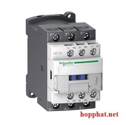 Khởi động từ - 3P(3 NO) - AC-3 - <= 440 V 12 A - 110 V DC coil- LC1D12FL