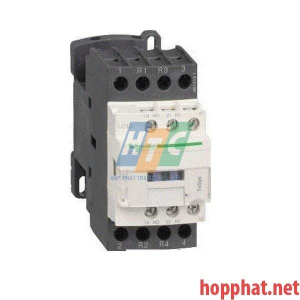 Khởi động từ - 4P(2 NO + 2 NC) - AC-1 - <= 440 V 32 A - 400 V AC coil- LC1D188V7