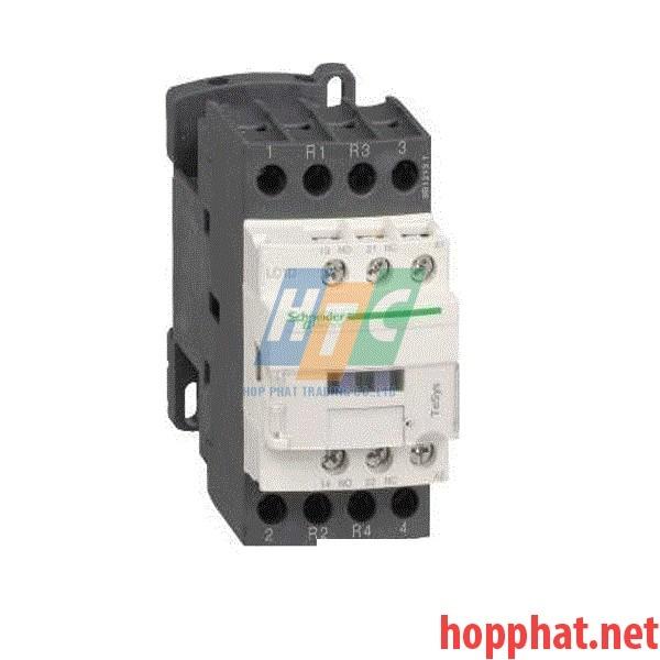 Khởi động từ - 4P(2 NO + 2 NC) - AC-1 - <= 440 V 40 A - 220 V AC coil- LC1D258M7