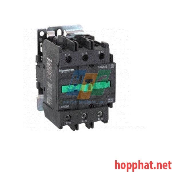Khởi động từ  3P 25A 1No 11Kw 220V- LC1E2510M5