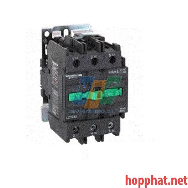 Khởi động từ  3P 38A 1Nc 18,5Kw 220Vac- LC1E3801M5