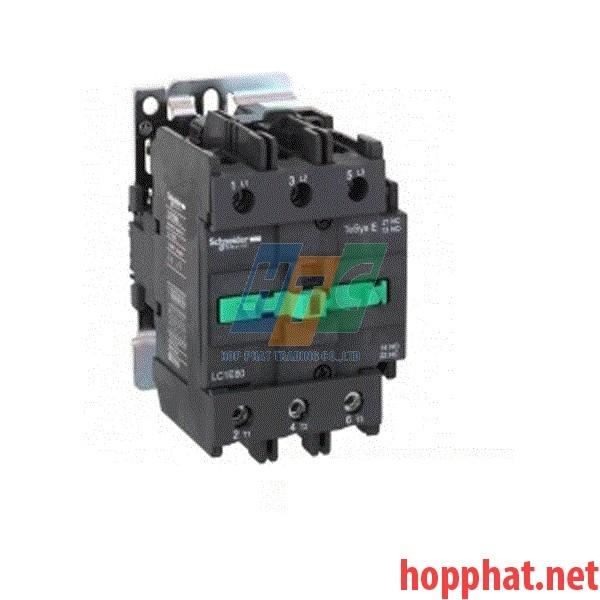 Khởi động từ  3P 80A 37Kw 415Vac- LC1E80N5