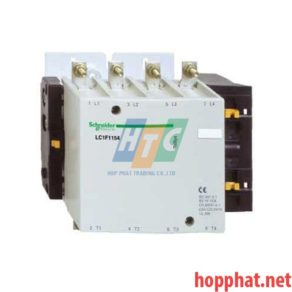 TeSys F contactor - 4P(4 NO) - AC-1 - <= 440 V 200 A - without coil