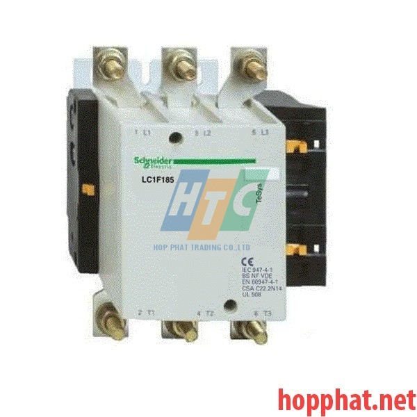 TeSys F contactor - 4P(4 NO) - AC-1 - <= 440 V 250 A - without coil