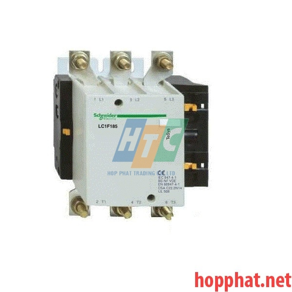 TeSys F contactor - 4P(4 NO) - AC-1 - <= 440 V 275 A - without coil