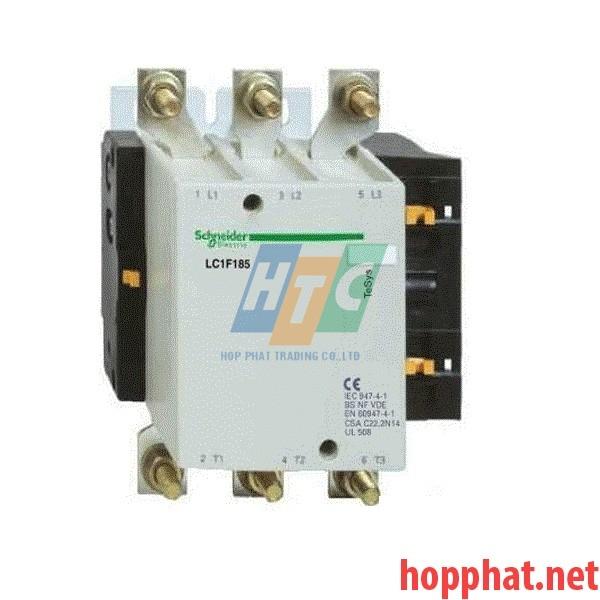 Khởi động từ 3P 185A 220Vac- LC1F185M7