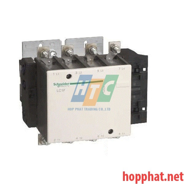 TeSys F contactor - 4P(4 NO) - AC-1 - <= 440 V 315 A - without coil