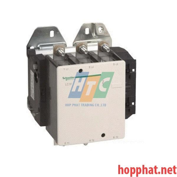 Khởi động từ 3P 400A 380Vac- LC1F400Q7