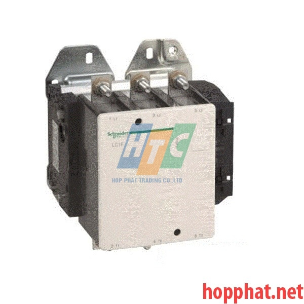 Khởi động từ 3P 500A 380Vac- LC1F500Q7