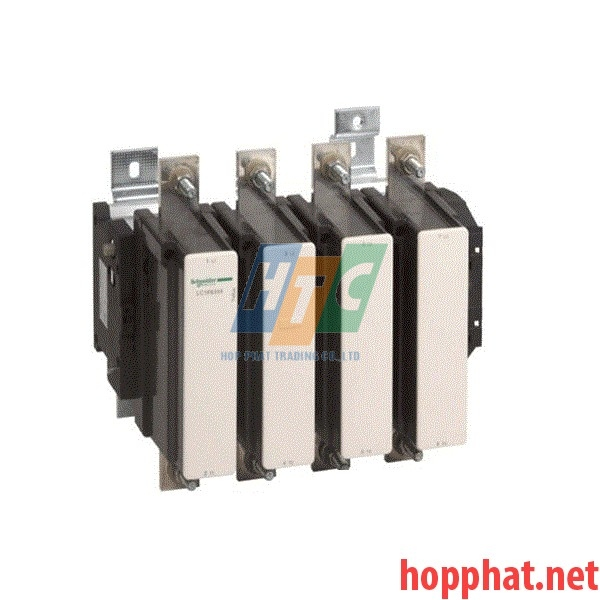 TeSys F contactor - 4P(4 NO) - AC-1 - <= 440 V 1000 A - without coil
