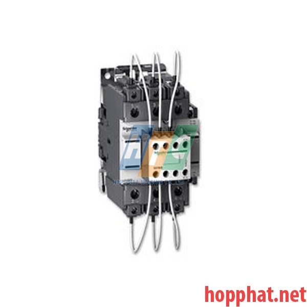 Contactor Tụ Bù 3P 60Kvar 220V - LC1DWK12M7