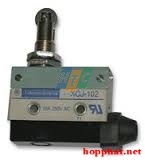 LIMIT SWITCH WITH ROLLER PLUNGER - XCJ102